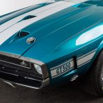 Subasta Ford Mustang Shelby GT500 1969 (13)
