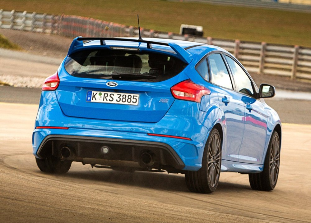 modo Drift Ford Focus RS (2)