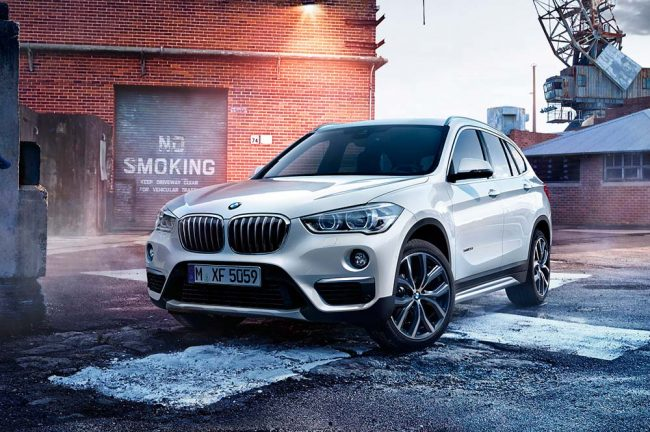 BMW X1 Advantage