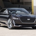 Cadillac Escala Concept: debut en Pebble Beach