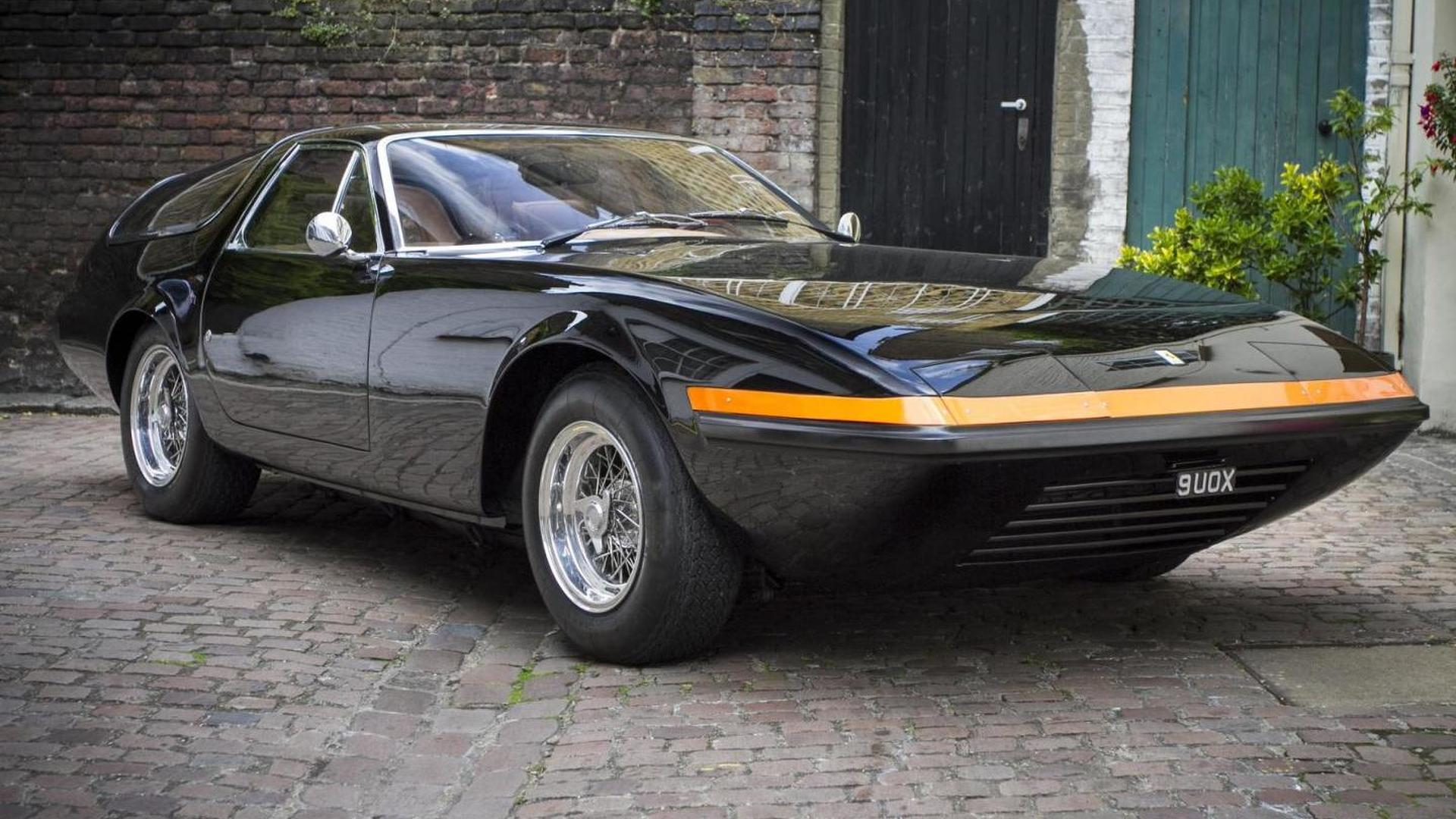 Ferrari 365 GTB4 Daytona Shooting Brake (2)