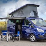 Ford Custom by Tinkervan: la Tourneo camper