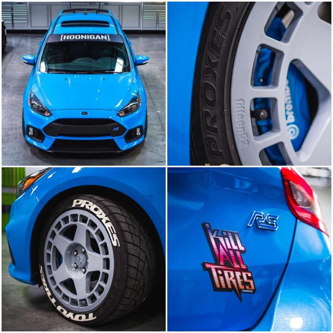 ford focus rs ken block