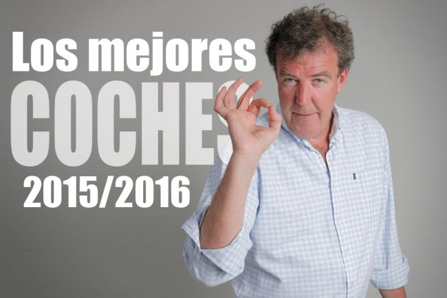 mejores coches 2015 2016 jeremy clarkson