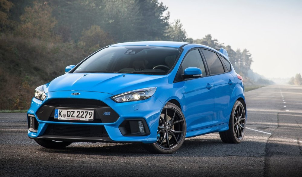 mejores coches 2015 2016 jeremy clarkson ford focus rs