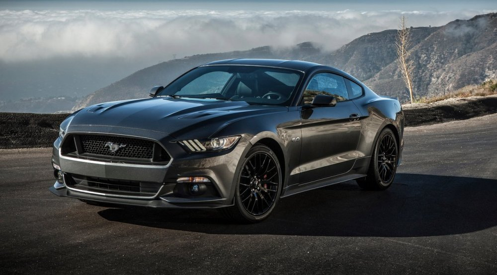 mejores coches 2015 2016 jeremy clarkson ford mustang gt v8