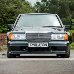 subastan Mercedes 190 E 2.5-16 Evolution II (2)