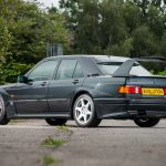 subastan Mercedes 190 E 2.5-16 Evolution II (5)