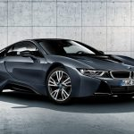 BMW i8 Protonic Dark Silver Edition