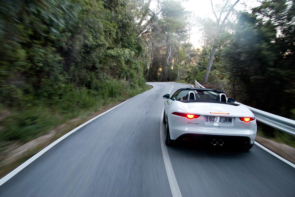 Jaguar F-Type Convertible 3.0 V6