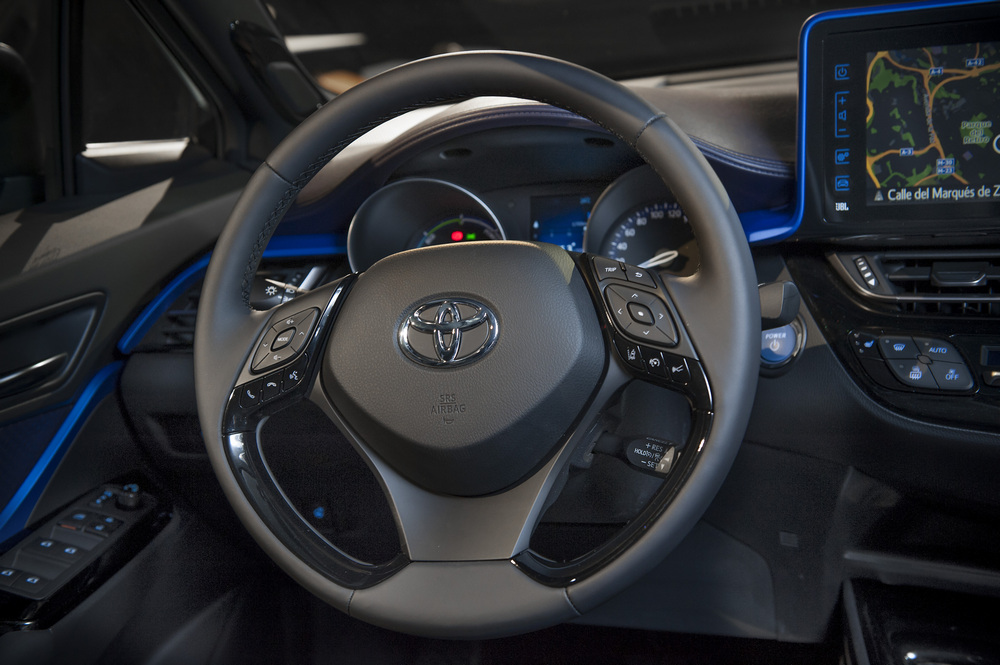 toyota c hr launch edition 24 periodismo del motor. Black Bedroom Furniture Sets. Home Design Ideas