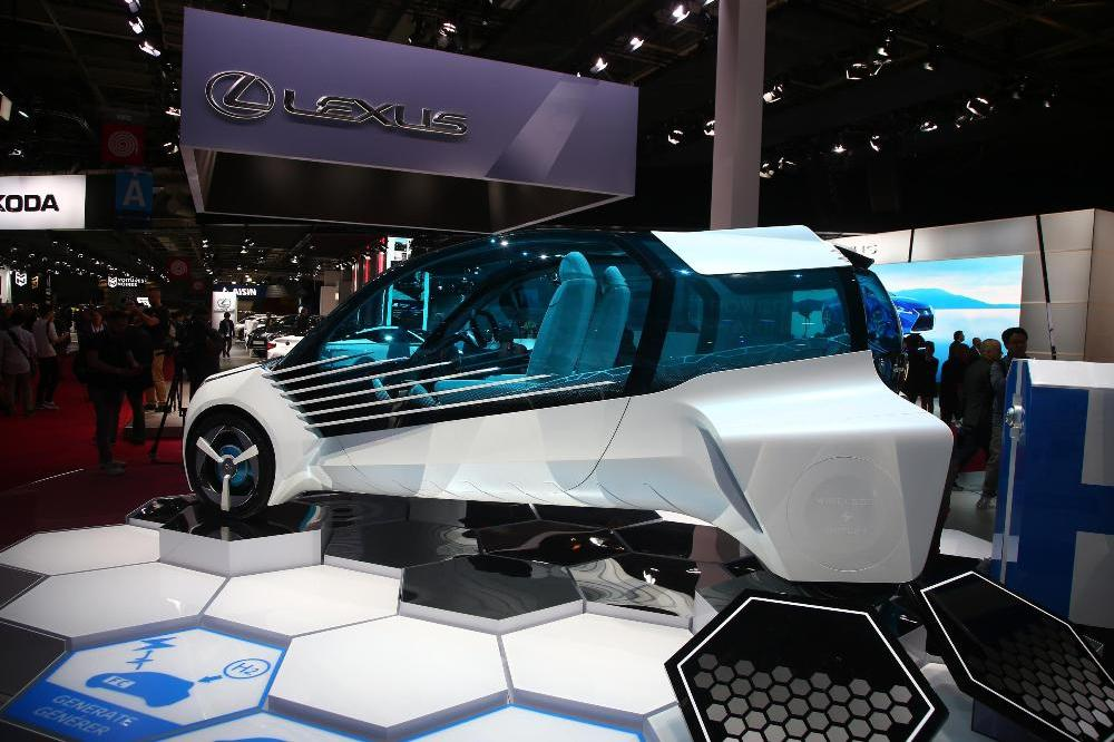 Mejores imagenes salon paris 2016 3 periodismo del motor for Salon a paris 2016