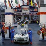 Lombard Rac Rally, Chester (GB) 25-29 11 1984