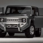 Ford Bronco Concept.