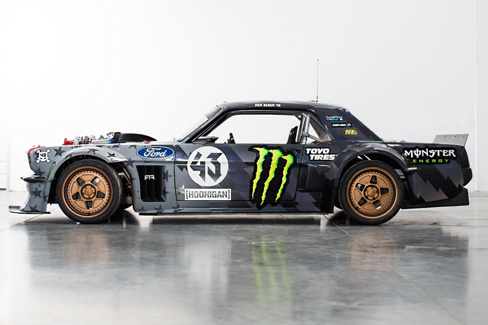 Hoonicorn V2 lateral