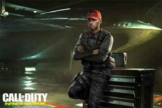 Hamilton en Call of Duty: Infinite Warfare