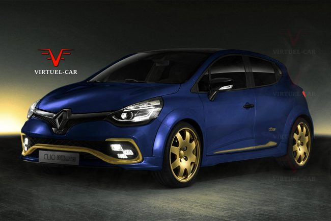 Renault Clio Williams 2016
