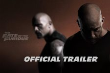 cartel de The Fate of the Furious