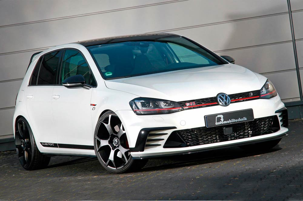 vw gti clubsport s b&b automobiltechnik