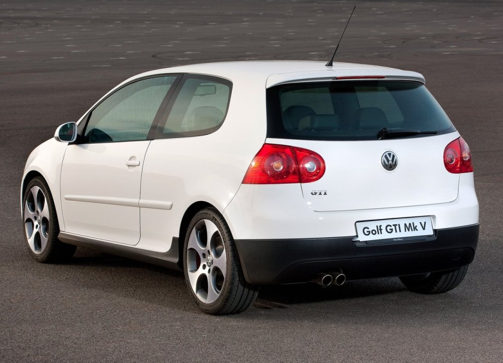 volkswagen golf gti mk5 15 periodismo del motor. Black Bedroom Furniture Sets. Home Design Ideas