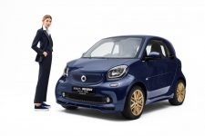 Brabus smart fortwo by Veronika Heilbrunner