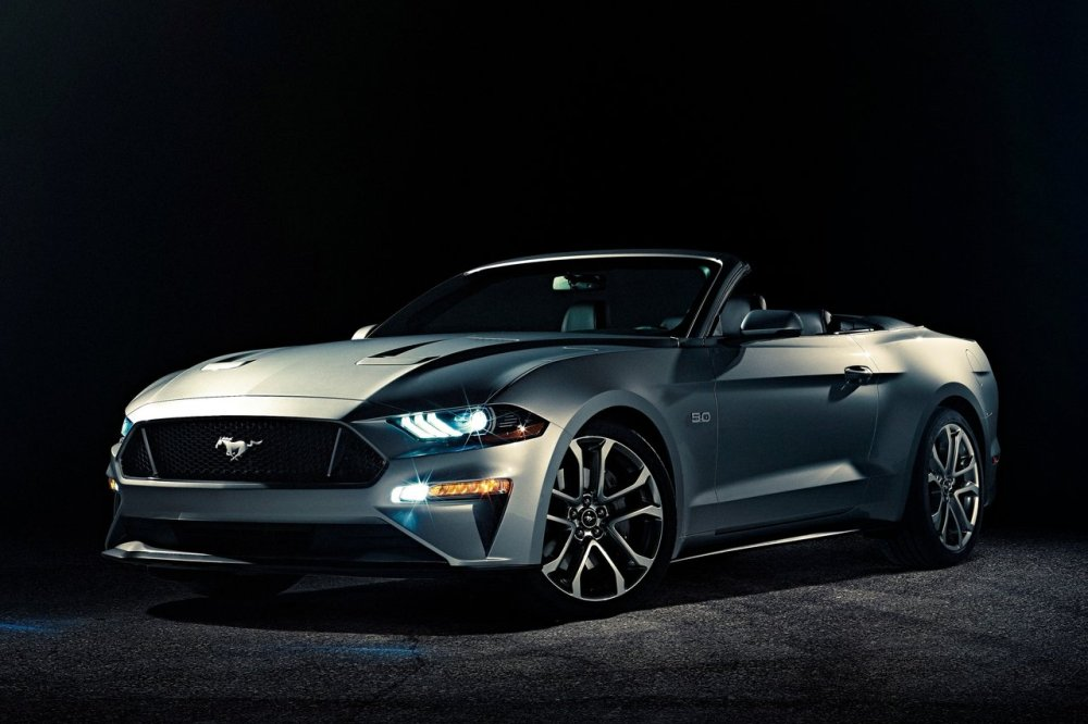 Ford Mustang Convertible 2017