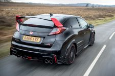 Honda Civic Type R Black Edition
