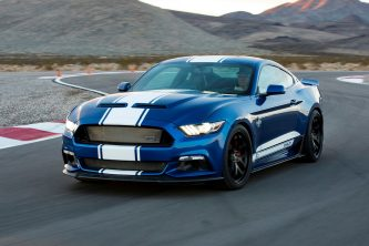 Shelby Mustang Super Snake 50º Anniversary 2017