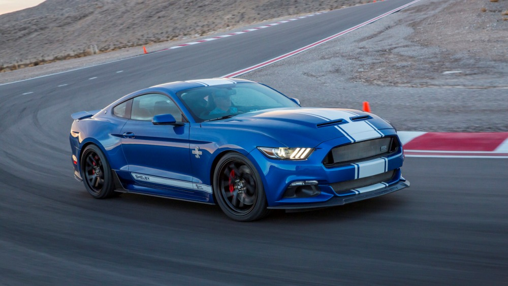 Dsg Mustang >> Shelby Mustang Super Snake 50º Anniversary 2017 (15) - Periodismo del Motor