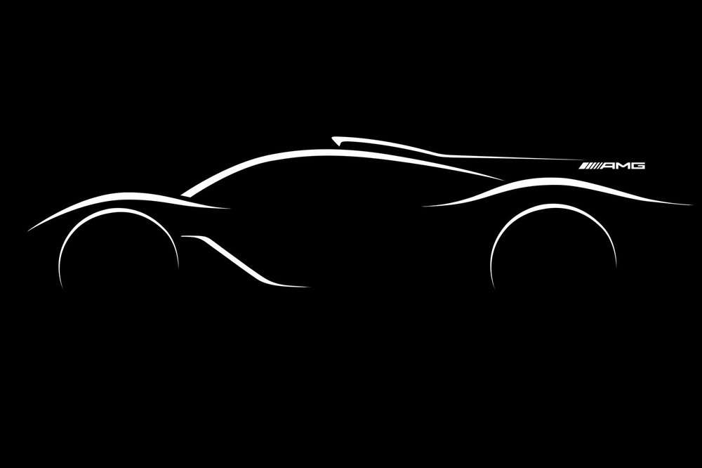 5 superdeportivos esperamos 2017 Mercedes-AMG Project One
