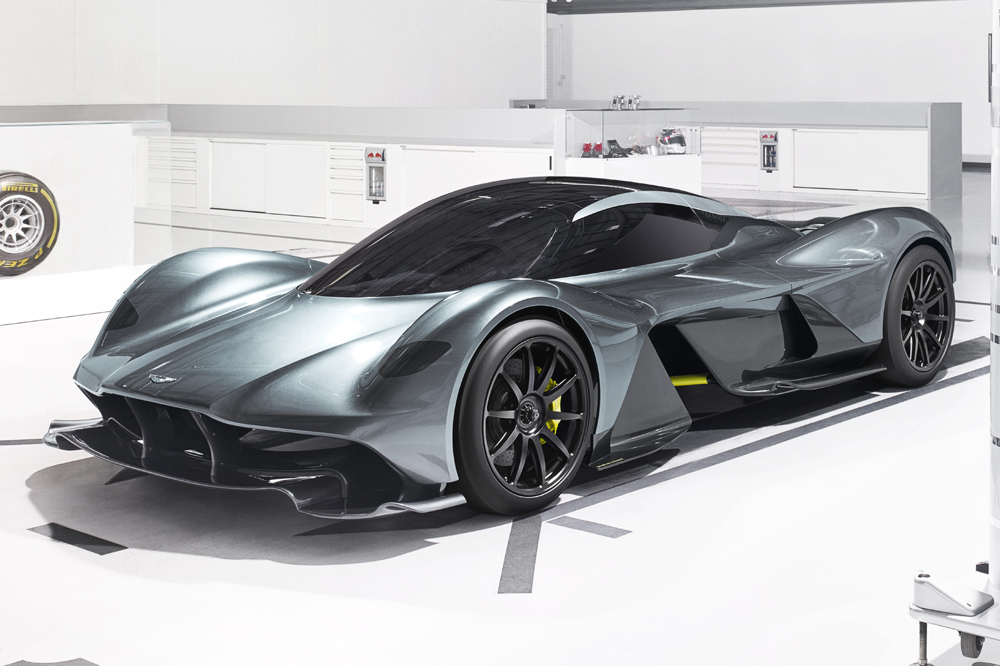5 superdeportivos esperamos 2017 Aston Martin AM-RB 001