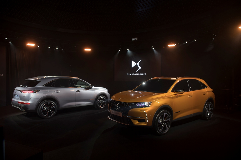 ds 7 crossback el primer suv de lujo franc s periodismo. Black Bedroom Furniture Sets. Home Design Ideas