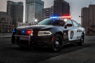 Dodge Charger Pursuit 2017