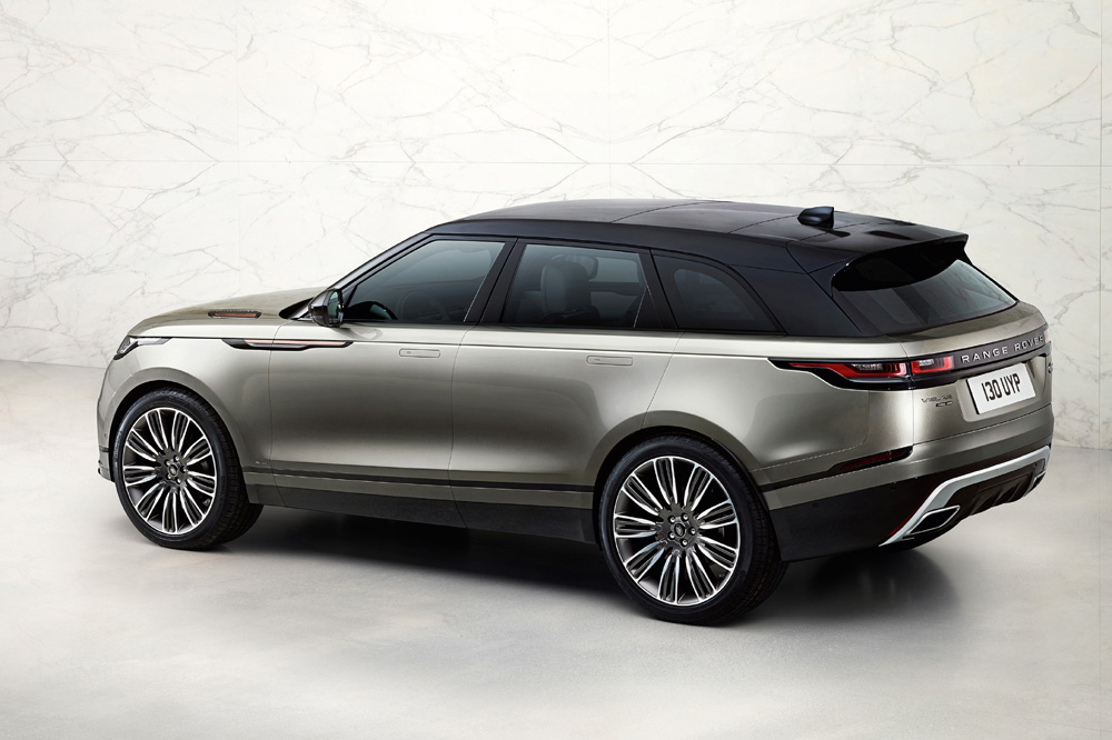 range rover velar el cuarto miembro de la familia periodismo del motor. Black Bedroom Furniture Sets. Home Design Ideas