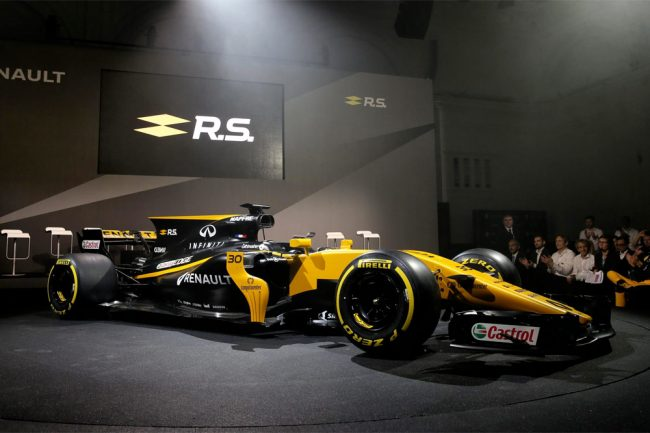 Renault RS 17