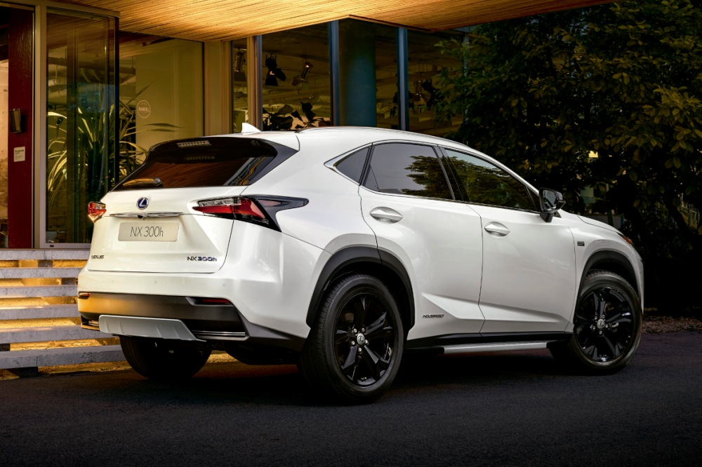 lexus nx 300h sport edition h brido con toques deportivos periodismo del motor. Black Bedroom Furniture Sets. Home Design Ideas