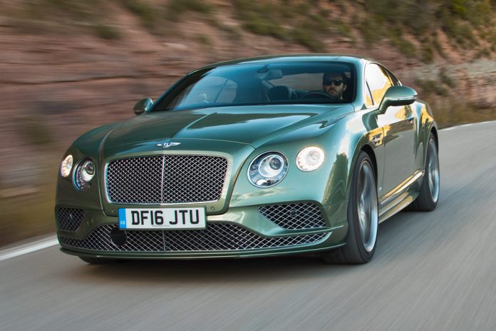 Prueba Bentley Continental GT Speed
