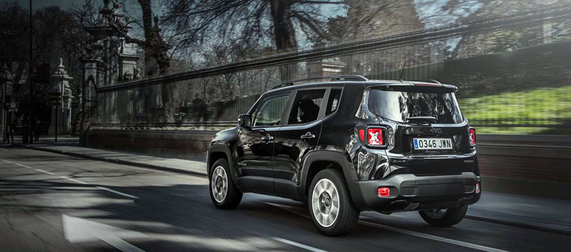 prueba Jeep Renegade Night Eagle II 1.6 Multijet 120 CV 4×2