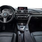 Interior BMW M4 CS 2017
