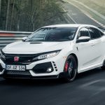 Record Honda Civic Type R 2017 Nürburgring