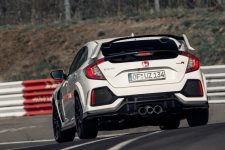 Trasera Record Honda Civic Type R 2017 Nürburgring