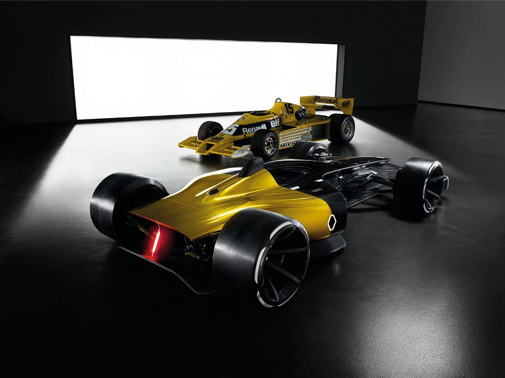 Trasera Renault RS 2027 Vision Concept