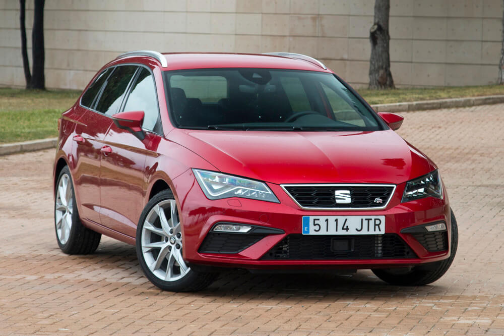 seat leon st fr periodismo del motor. Black Bedroom Furniture Sets. Home Design Ideas