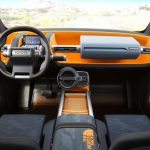 Interior Toyota FT-4X Concept