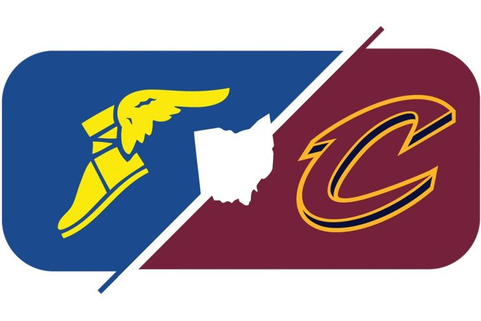 Goodyear patrocina Cleveland Cavaliers