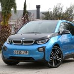 Frontal BMW i3 REX 94 Ah 2017