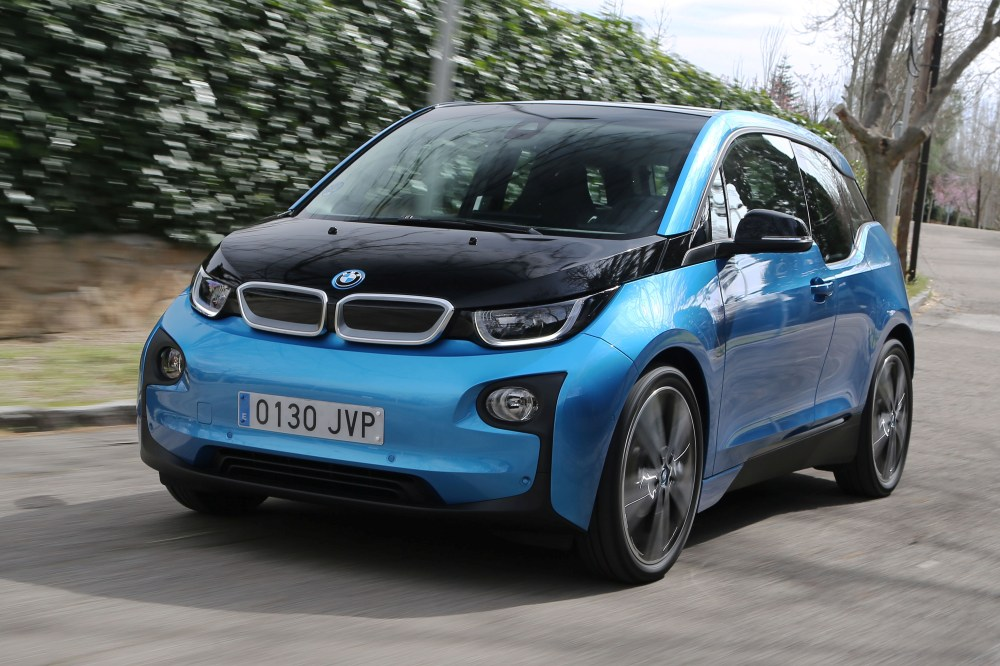 prueba bmw i3 rex 94 ah 2017 13 periodismo del motor. Black Bedroom Furniture Sets. Home Design Ideas