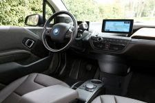 Interior BMW i3 REX 94 Ah 2017