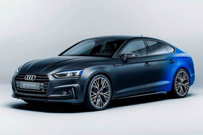Audi A5 Sportback G-Tron Worthersee 2017