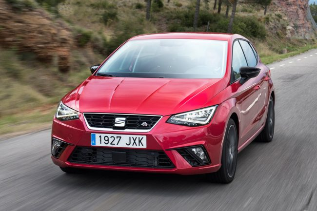 prueba seat ibiza 2017 fr 1 5 tsi evo 150 cv periodismo del motor. Black Bedroom Furniture Sets. Home Design Ideas